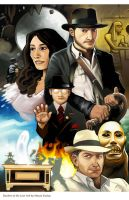 Raiders of the Lost Ark by MasonEasley