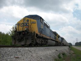 CSX 386 by LDLAWRENCE
