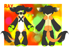 Ray Ref by LoserDoge