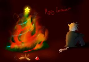 Merry Christmas..? by LilRedGummie