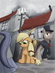 Lost in Manehattan by Bakuel