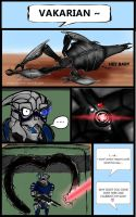 Control Ending Shepard Troll by wiredrawndetails
