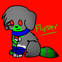 Flipster Chibi by turtlepower04