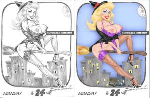 Sam Bewitched2 by Zimmerman by Groovygoddess