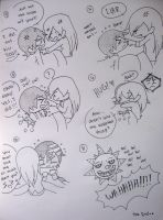 DID YOU KISSED ME ? part 2 by EriChan04