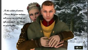 a winters true love By ANena Studios by ANenaStudios