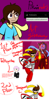 Pikminrulr's Art Giveaway (UPDATE) by pikminrulr