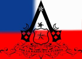 Chile Assassin Symbol by MehranPersia