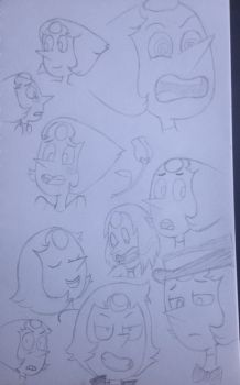 The Many Faces of Pearl by lac1483
