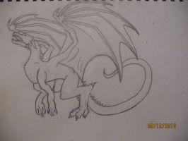 Dragon 3 by drakeo1903