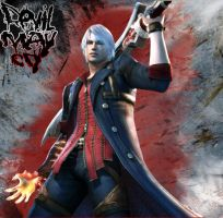 Devil May Cry by bangsless