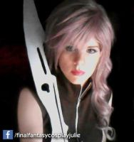 Lightning FFXIII Cosplay by FinalFantasyCosplays