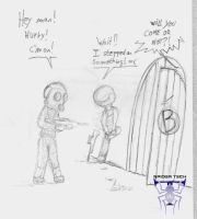 Counter-Strike comic1 by SpiderTech