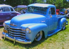 Old Slammed Blue by colts4us