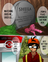 Fire Red Nuzlocke: Part 3 Page 46 by Auddits