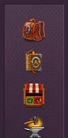 Icons for game Deck Ruler by Vadich
