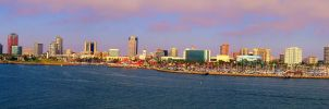 City of Long Beach ~ Panorama by RMS-OLYMPIC