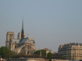 75 - Notre Dame. by BombinArt
