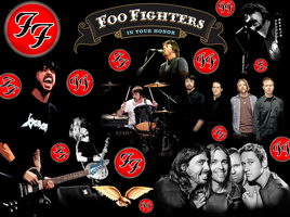 Foo Fighters Wallpaper... by Beth182
