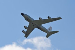 Rivet joint visits Waddington by in-my-viewfinder