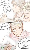 """Hetalia """"Our Last Moment"""" page 4 by aphin123"""
