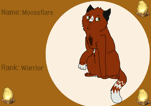 Mooseflare ref by PointFreeadopts
