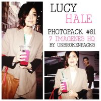 +Lucy Hale Pack 01. by UnbrokenPacks