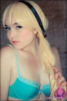 Babydoll Lingerie Teaser by Foxy-Cosplay