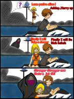 RE4 Embarrassing Moment Part 2 by Mahadesu