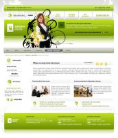 website layout 36 by DesignersJunior