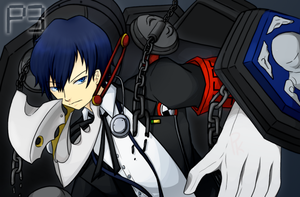 Minato and Thanatos by ttwldnjs