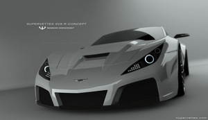 Supervettes SV8-R concept by wizzoo7