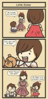 LAY: Little Sister by Poporetto