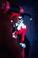 Call me Harley by Blossom-of-Faelivrin