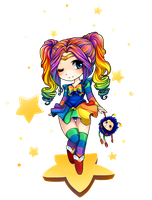 Sailor Rainbow Brite by Centi