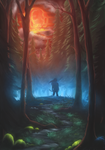 Lost Woods by Torqbow