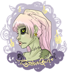 Revamped Zombie Girl by MsRaggaMuffin