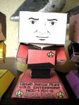 Cubee ST CAPTS' Picard by njr75003