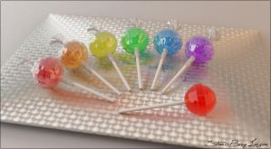 Lollipops - with plastic wrap by Stianbl