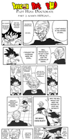 Dragon Ball PHD - episode 2: Kami's hideout... by yourparodies