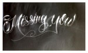 Missing you script by GeertY