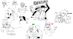 EVN MORE REQUESSSTS by Nyaph