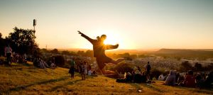 Jumping into the Sun by wearedesign
