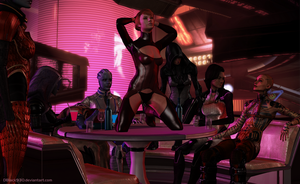 Girls' Night Out (Omega Version) (*UPDATED*) by DBlack930