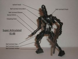 super arty IG-88 011 by SpudaFett