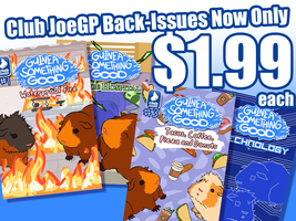 New Club JoeGP Issues Now Available! by JoeGPcom