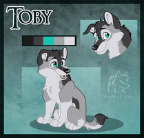 Toby Character Sheet by WindWo1f