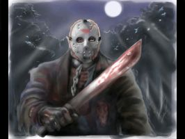 Jason Vorhees by DarkCloak by thedarkcloak