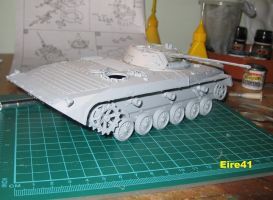 BMP-2 build update 2 by Shay-Tank-Dragon-41