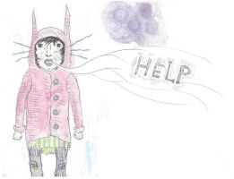 HELP by Belloso-Male